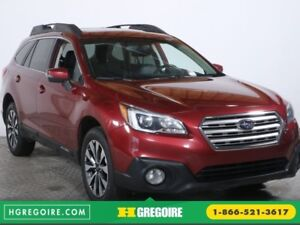 2016 Subaru Outback 3.6R LIMITED AWD CUIR TOIT NAVIGATION CAMÉRA