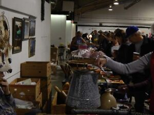 Antiques & CollectiblesFair at Halifax Exhibition Centre