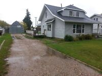Bonnyville Centrally Located House for Rent