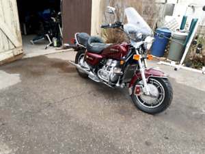 1984 Honda Goldwing