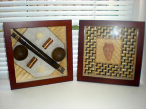 Wall decor/ framed art- Great for Kitchen or Dinning room