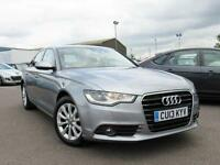 2013 AUDI A6 3.0 TDI SE Sat Nav Leather Bluetooth