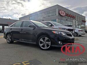 2012 Toyota Camry 2.5 SE | Leather | Low KM | One Owner