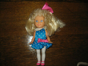 Little Miss Dolly Surprise Vintage