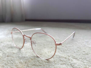 Urban Outfitters  Non Perscription Gold Framed Glasses