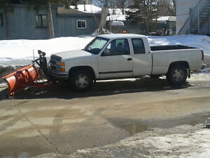 Snow Blowing and Plow Service Midland Port Penetang 705-528-7237