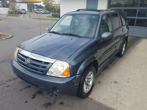 2005 SUZUKI XL-7 - CERTIFIED/ E-TESTED! WE PAY HST!
