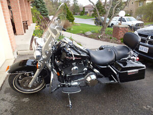 2006 Harley Road King- Price reduced