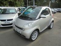 2008 Smart Fortwo Coupe Passion 2dr Auto 2 door Coupe