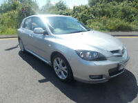 Mazda Mazda3 2.0D Sport Diesel Manual 5 Door Hatchback Silver 2009 (09)