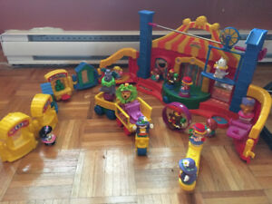 Super gros lots de Little People Fisher-price