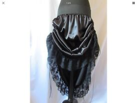2 Goth/Steam Punk Skirts xl