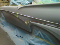 Wanted 1958 Meteor/ fairlane side trim