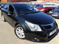 2011 11 TOYOTA AVENSIS 1.6 VALVEMATIC TR 4D 132 BHP