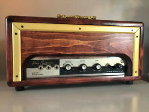 1960's Pepco (Canadian made) tube amp head