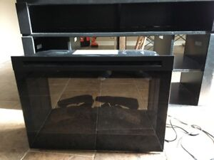 Tv Stand plus electronic heater