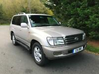 2005 TOYOTA LAND CRUISER AMAZON 4.2 TURBO DIESEL AUTOMATIC 4X4 8 SEATER