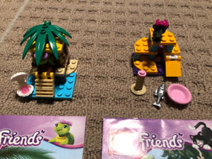 5 Friends LEGO Sets