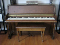 Weber Acoustic Piano