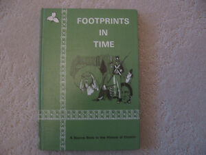 "New Price--""Footprints In Time"""