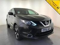 2016 NISSAN QASHQAI N-CONNECTA DCI DIESEL FREE ROAD TAX 1 OWNER SERVICE HISTORY