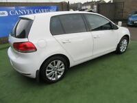 2012 Volkswagen Golf 1.6 TDI Match DSG 5dr