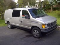 ford van trade for 4x4 ATV