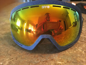 Spy polarized ski/snowboard goggles GOING CHEAP