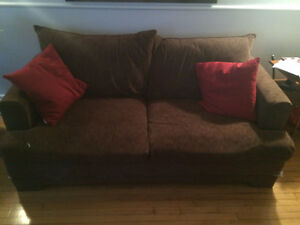 Comfortable sofa bed for $390