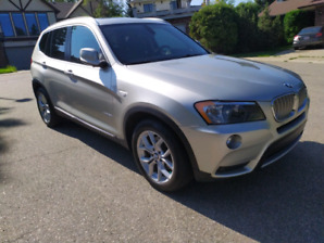 BMW X3 Beautiful condition