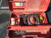 110 SDS heavy duty drill