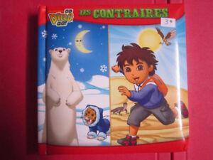 Livres de Dora et Diego