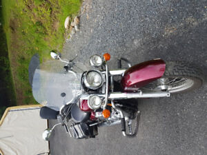 Honda 750 Shadow Aero, low mileage