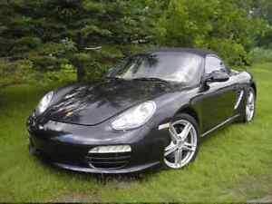 2009 Porsche Boxster Cabriolet