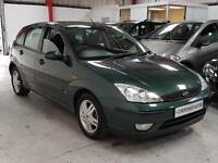 FORD FOCUS 1.8 ZETEC*2005*GENUINE 66,000 MILES* FORD S/HISTORY*STUNNING BEAUTY