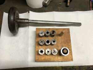 South bend 9 metal lathe parts/accessories