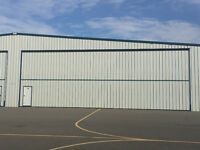 HANGAR LEASE-OSHAWA AIRPORT LARGEST HEATED PRIVATE HANGAR