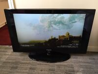 "Samsung 37 "" LCD with chromecast"