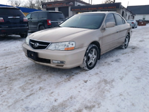 2003 ACURA TL SAFETY AND E TESTED