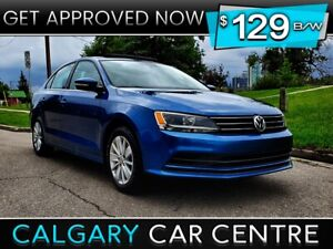 2015 Jetta $129 B/W TEXT US FOR EASY FINANCING 587-317-4200