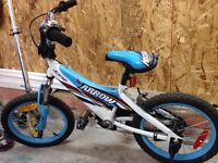 Boys CCM  16 inch bike for sale