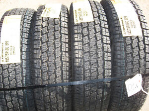 4 tires..185/75r/16  new tires