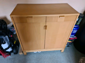 Small storage cabinet (good condition)