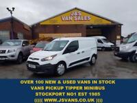 2016 16 FORD TRANSIT CONNECT ECONETIC L.W.B 2016/16 REG 1.5 TDCI DIESEL NEW MOD