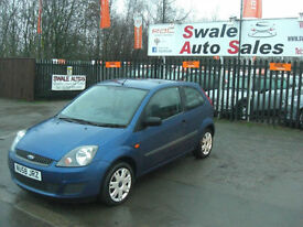2008 FORD FIESTA STYLE 1.2L ONLY 83,507 MILES, 1 OWNER, FULL SERVICE HISTORY
