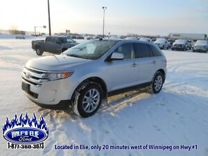 2011 Ford Edge Limited   Remote Start - Navigation