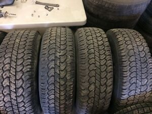Used tires for sale  Peterborough Peterborough Area image 1