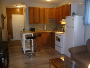 Near Port Dover - Fully Furnished One Bedroom Apartment