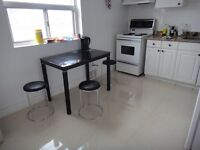 2nd floor furnished bedroom available march1st, shaw/queen