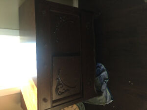 Antique Buffet/Hutch $100 obo